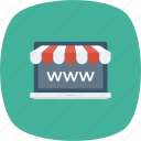 browser, ecommerce, homepage, online, portal, shop