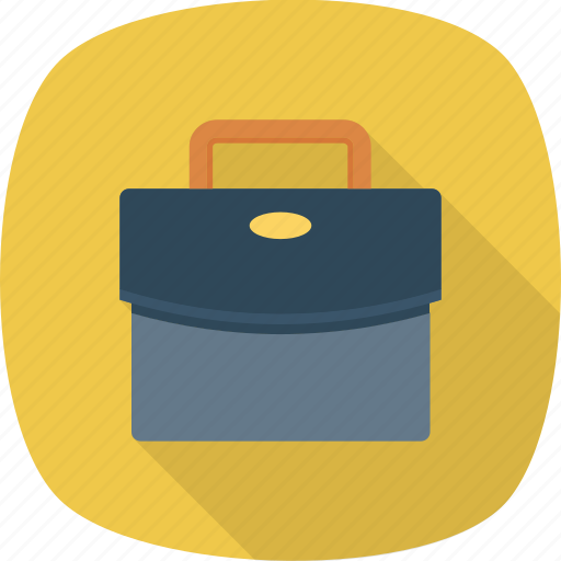 Bag, briefcase, business, case, job, portfolio, suitcase icon - Download on Iconfinder