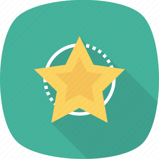 Bookmark, rating, favorite, star icon