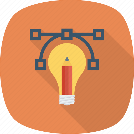 Business, money, marketing, solution, idea, light, bulb icon