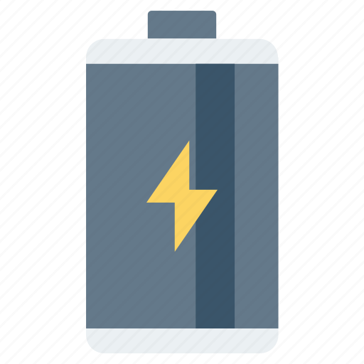 battery, charging, life, multimedia icon