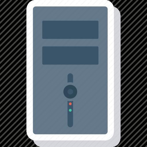Hosting, network, rack, server, storage, system icon - Download on Iconfinder