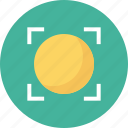 abstract, creative, design, hexagon icon icon