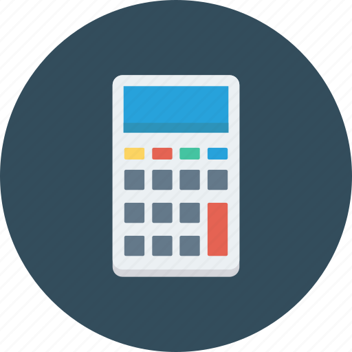 calculate, calculating, calculators, mathematical, mathematics, maths icon icon