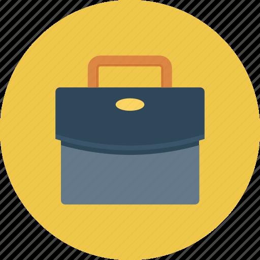 Bag, briefcase, business, case, job, portfolio, suitcase icon icon - Download on Iconfinder