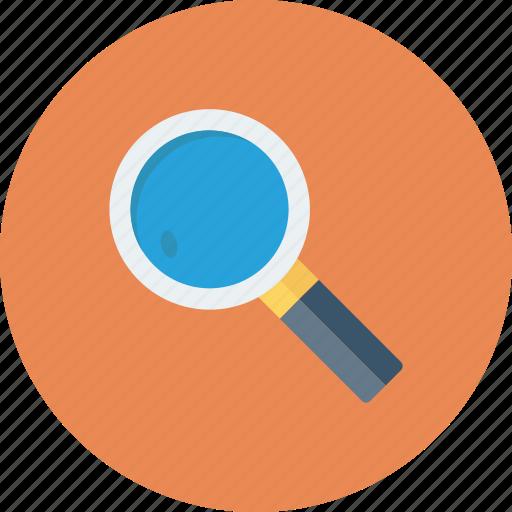 details, explore, find, magnifire, search, spy icon icon