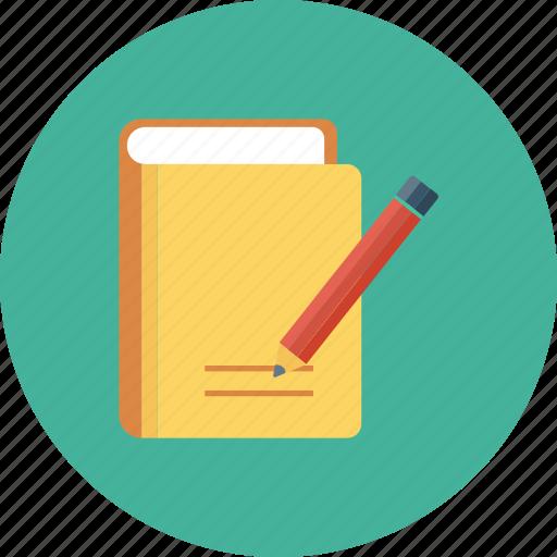 compose, edit, paper, pencil, write icon icon