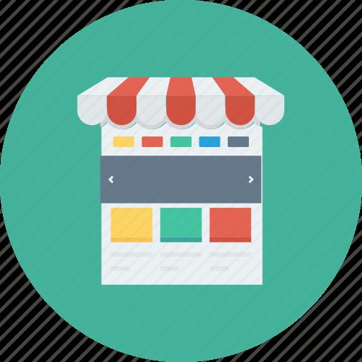 click, internet, online, sale, shopping, web icon icon
