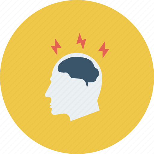 brain, brainstorming, business, education, ideas icon icon