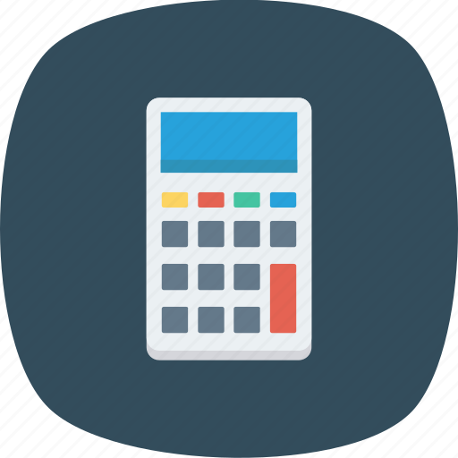 Calculate, calculating, calculators, mathematical, mathematics, maths icon - Download on Iconfinder