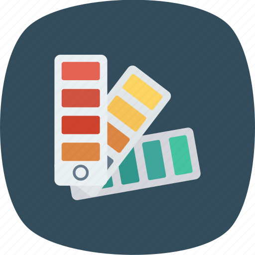 Catalog, color, colorful, guide, office, school icon - Download on Iconfinder