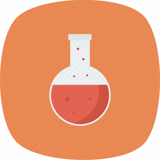 Chemical, conical, elementary, lab icon - Download on Iconfinder