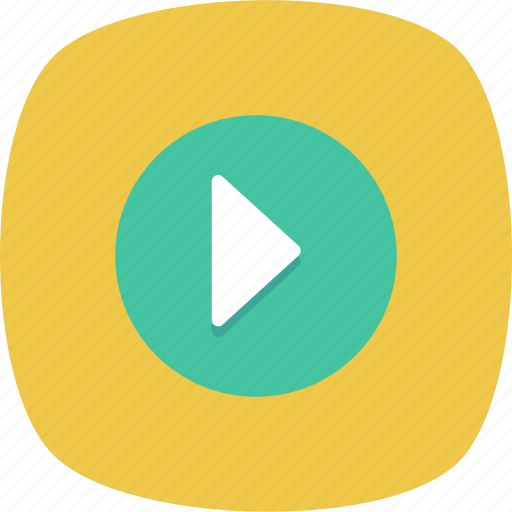 Circle, content, media, music, play icon - Download on Iconfinder