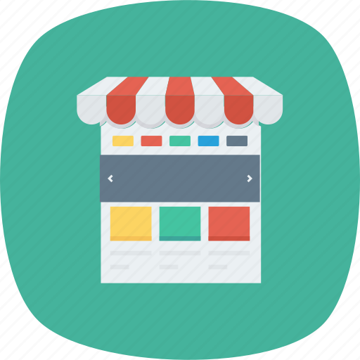 click, internet, online, sale, shopping, web icon