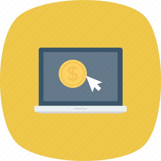 Click, pay, per, ppc icon - Download on Iconfinder