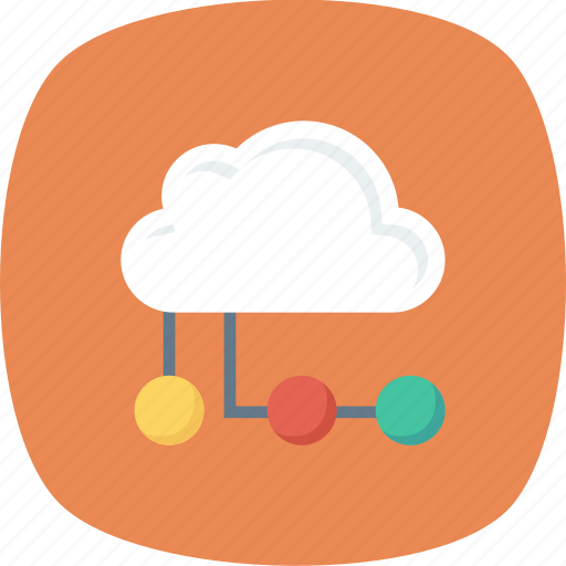 Computing, hosting, network, sharing icon - Download on Iconfinder