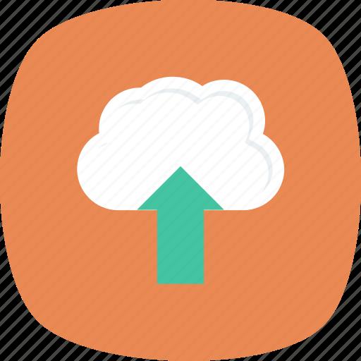 Cloud, data, database, download, save, storage, upload icon - Download on Iconfinder
