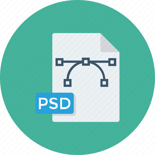 file, file psd, photoshop, photoshop file, psd, psd file icon icon