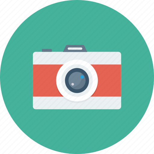 camera, image, photo, photography, video icon icon