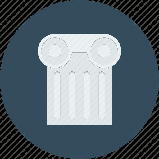 ancient, column, history, travel, visit icon icon