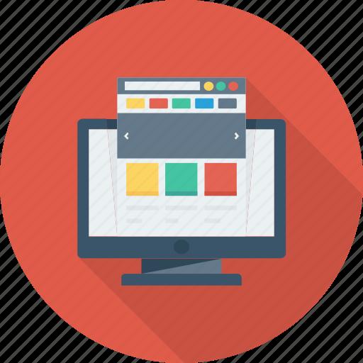 design, ui, ux, web icon