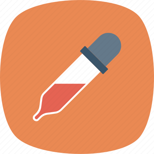 color, droper, instrument, palette, pipette, program icon