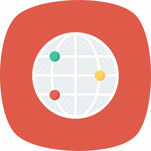 Communication, earth, global, international, internet, network, world icon - Download on Iconfinder