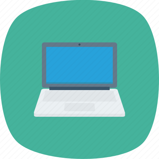 Computer, laptop, notebook, screen, technology icon - Download on Iconfinder