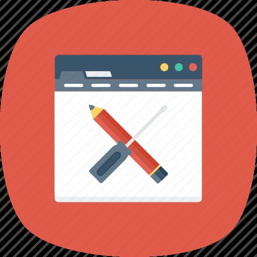 configuration, control, options, repair, setting, tools icon