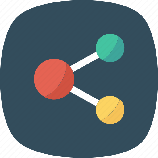 Connection, media, network, share, social icon - Download on Iconfinder
