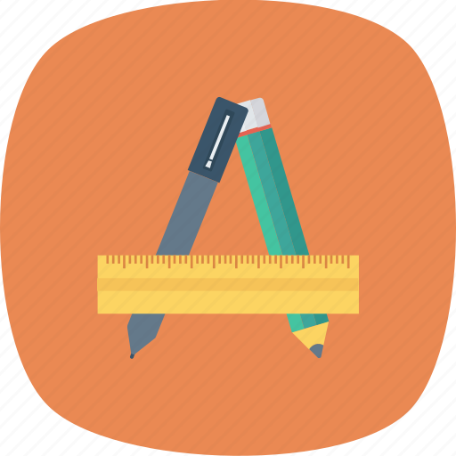 Contril, draw, edit, form, paper, pen, pencil icon - Download on Iconfinder