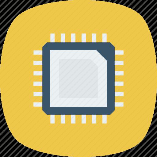 Cpu, hardware, microprocessor, processor icon - Download on Iconfinder