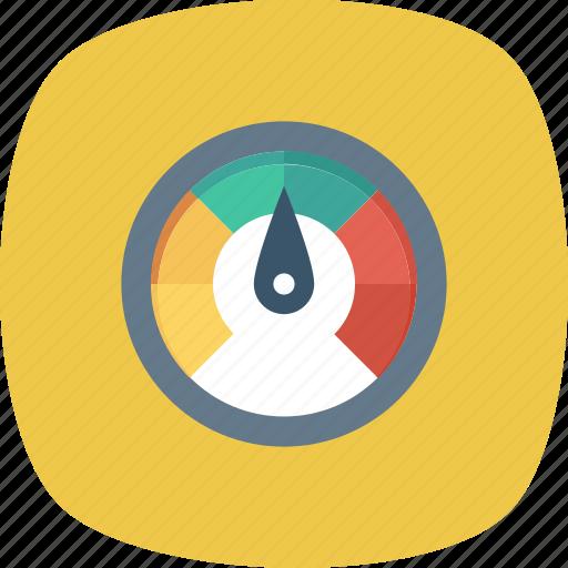 Dashboard, gauge, meter, speed, speedometer icon - Download on Iconfinder