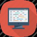 development, code, monitor, coding, html, editor, developer