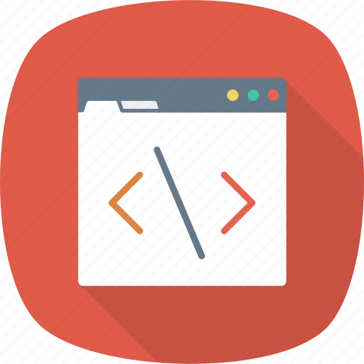 Code, coding, html, programming, web icon - Download on Iconfinder
