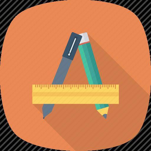 contril, draw, edit, form, paper, pen, pencil icon