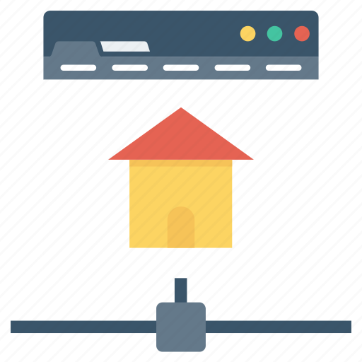 Communicate, home, internet, network icon - Download on Iconfinder