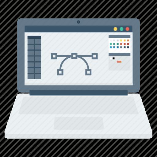 Cpu, design, laptop, software, tablet icon - Download on Iconfinder