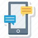 balloon, chat, chatting, comments, speech icon