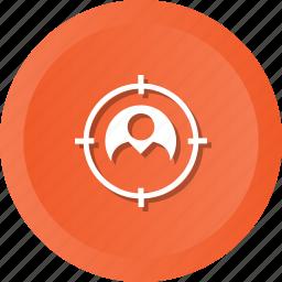 customer, marketing, seo, user icon