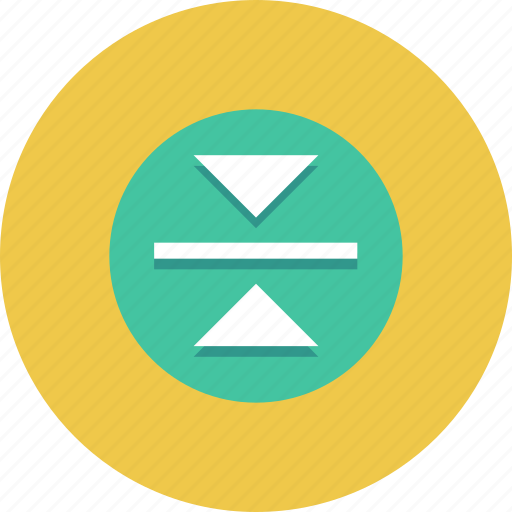 design, flip, mirror, reflect, vertical icon icon