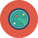 locator, radar, satellite, scan, scanner, search, signal icon icon