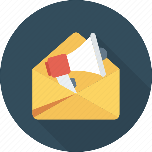 Announcement, email, envelope, letter, mail, message icon - Download on Iconfinder