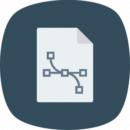 draw, file, image, resolutions, tool, vectorize icon