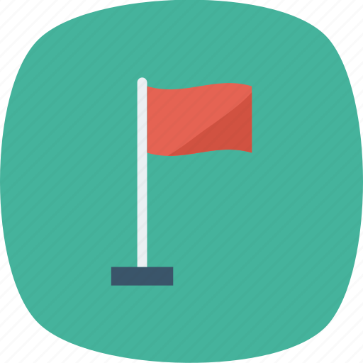 Editor, flag, marker, notification, pin icon - Download on Iconfinder