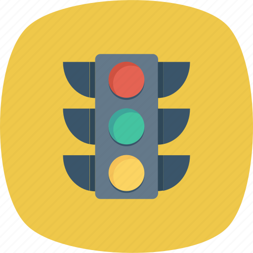 Electric, lamp, light, sign, trafic icon - Download on Iconfinder