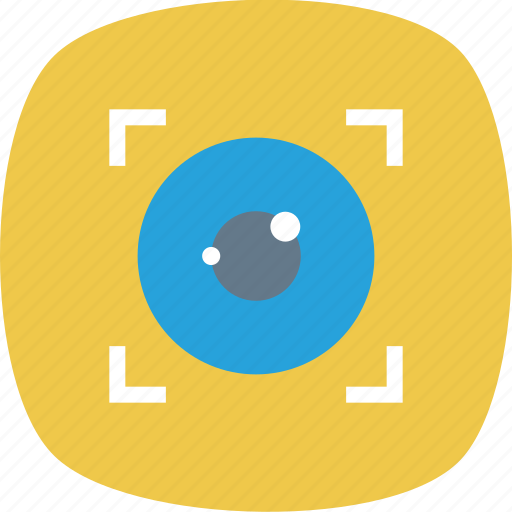 Eye, human, search, select, view icon - Download on Iconfinder