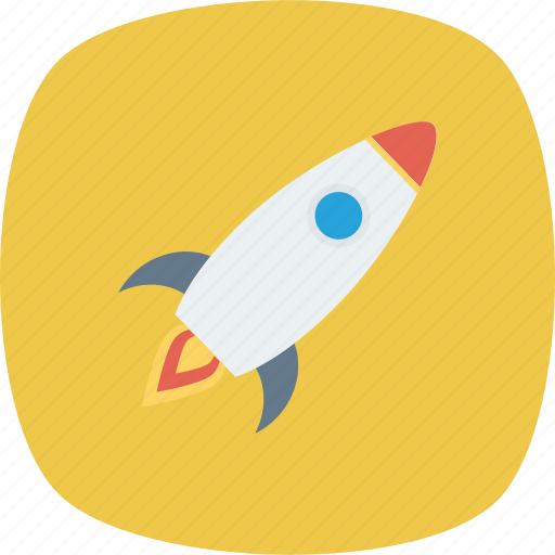 Fly, rocket, space, spaceship, startup icon - Download on Iconfinder
