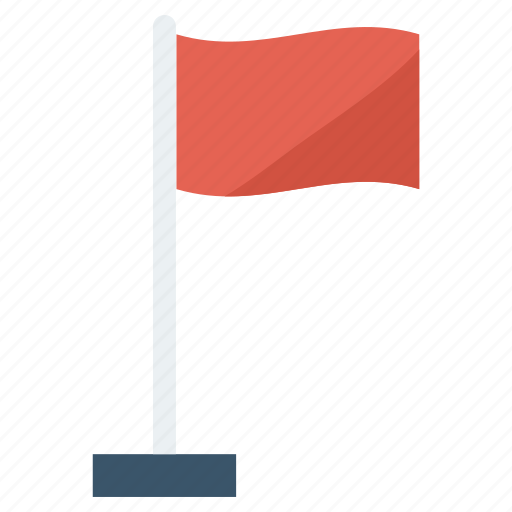 editor, flag, marker, notification, pin icon