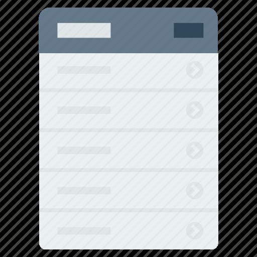 hamburger, handle, menu, move, order, round icon